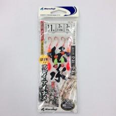 마루후지)도다리 전용채비/초원투/나게즈리/원투채비 E-306